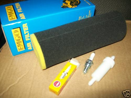 Yamaha 350 Wolverine Tune up kit Plug Air Filter 99-05