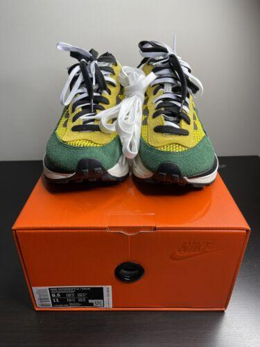 Nike VaporWaffle Sacai Tour Yellow Size 9.5
