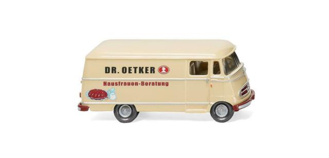 Wiking 026504, Mercedes MB L 319 Kastenwagen, Dr. Oetker, neu, OVP; 11/19