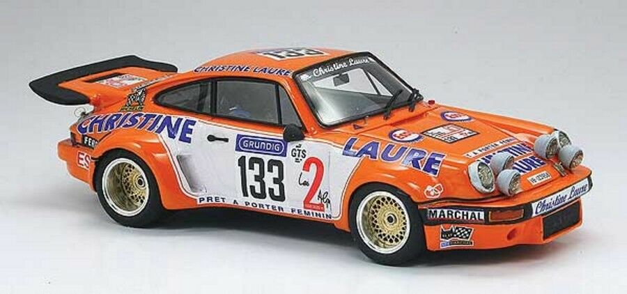 Kit Porsche Carrera Rsr Tour de France 1974 - Arena Models kit 1 43