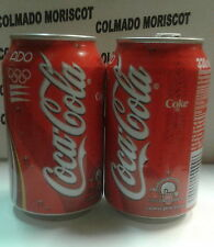 COCA COLA 33cl SIEMPRE ALWAYS TOUJOUR REFRESCOS ENVASADOS MADRID SPAIN empty can