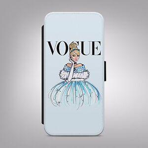 Snow White Vogue Disney Cover iPhone X