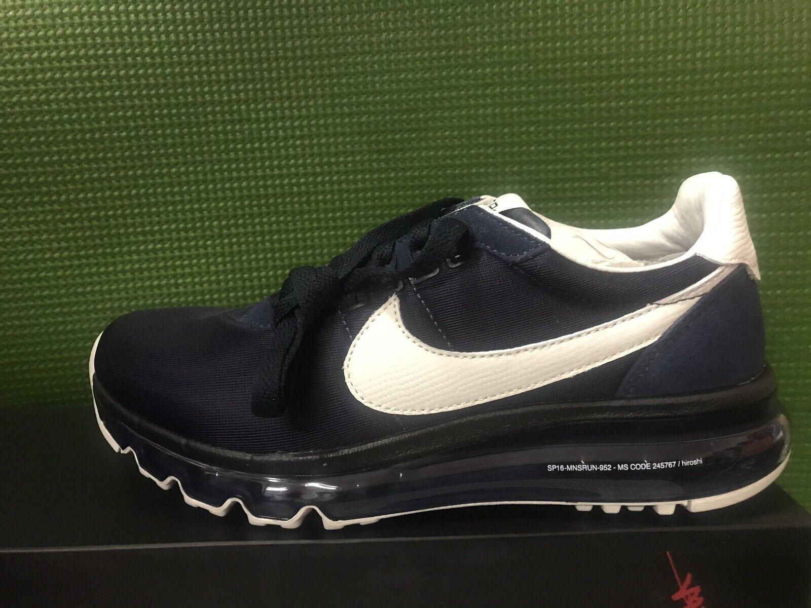 bab1d7193 ... Nike Air Max 2016 LD-Zero LD-Zero LD-Zero Hiroshi Fujiwara shoes ...