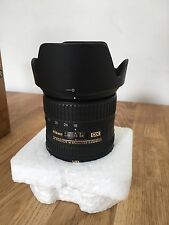 Nikon 16-85mm F/3.5-5.6 AF-S VR DX L Ed Lente-Perfecto Estado