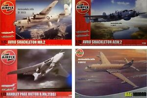 Airfix-1-72-Aircraft-Military-Plane-New-Plastic-Model-Kit-1-72