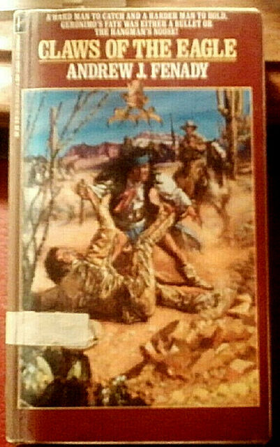 Claws of the Eagle by Andrew J. Fenady (1990 HB)