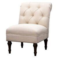 Tufted Back Slipper Chair - Threshold™