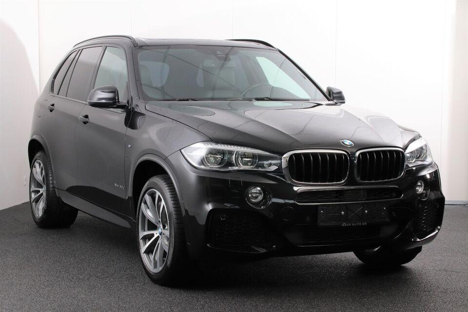 BMW X5 3,0 xDrive30d aut. Van Diesel aut. Automatgear