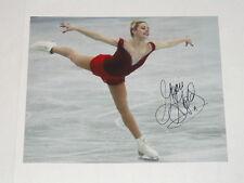 GRACIE GOLD SIGNED 11X14 PHOTO 2014 WINTER OLYMPICS FIGURE SKATING SOCHI PROOF