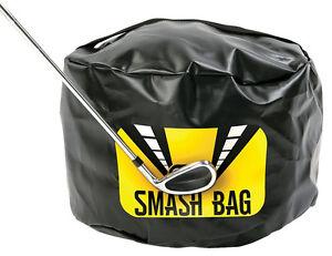 Image Is Loading Golf Swing Impact Bag Smash