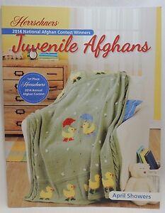 New-Herrschners-Juvenile-Afghans-2014-Crochet-Award-Winners-Pattern-Book-Gumball