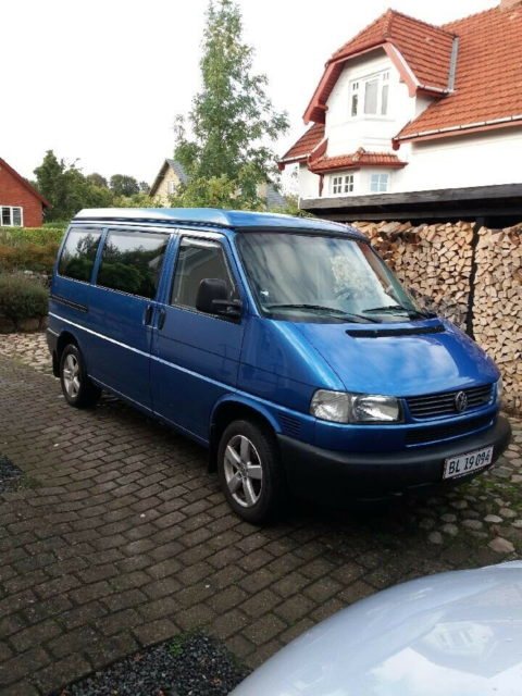VW California Coach T4 2,5 TDI, 2001, km 238000, 4…