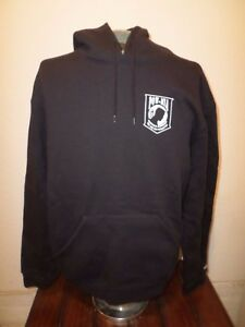 U-S-MILITARY-ARMY-POW-MIA-SWEATSHIRT-HOODIE-FLEECE-LINED-SIZE-LARGE