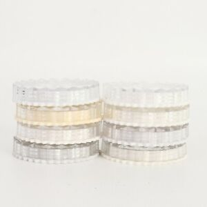 Tiffen-Jewel-Filter-Cases-Lot-of-8