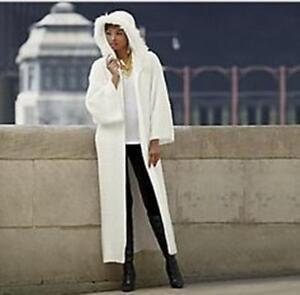 aff65c2e5425 Women s winter long heavy Sweater coat jacket kimono Cardigan tag ...