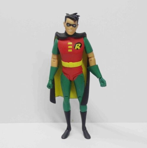 DC Collectibles Batman Animated Series Robin Action Figure New Adventures loose