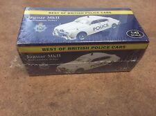 Atlas Editions - Jaguar Mk II Police Car - 1/43 Scale