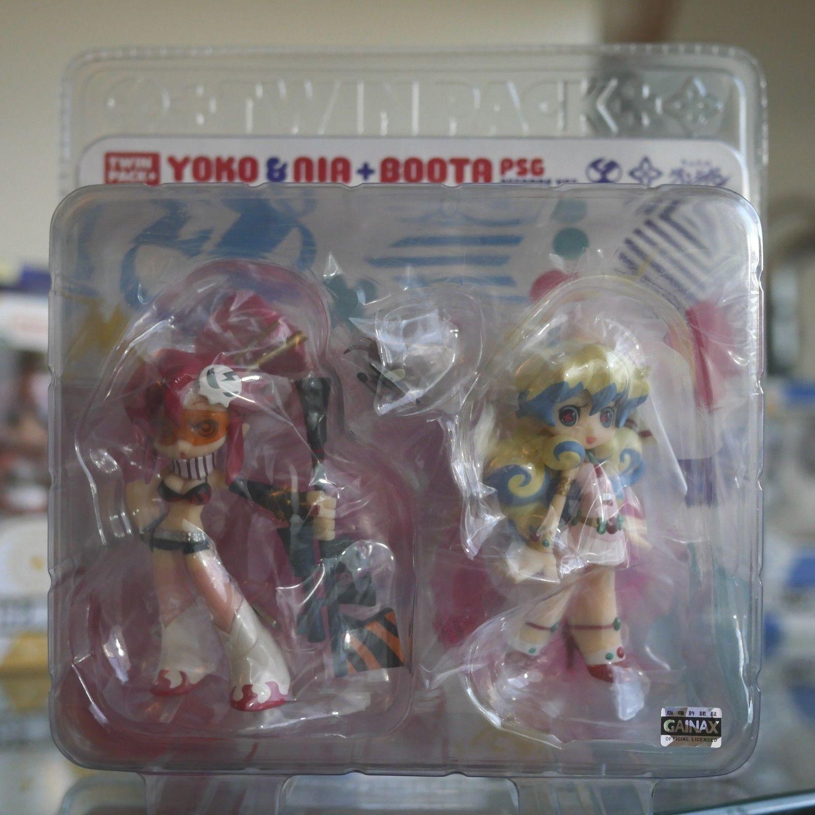 Nia, Yoko, e avvioa PSG Arrange Ver Twin Pack Gurren Lagann  Phat