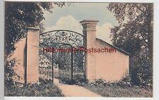 (97514) AK Leutkirch im Allgäu, Gartentor Furtbach Schlösschen, vor 1945