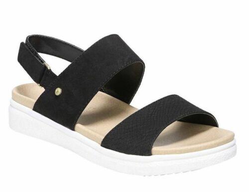 Dr Scholl/'s Wonderlust Black Women/'s Sandals Color Black  Pick Your Size