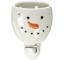 Snowman-Wax-Melt-Warmer-Christmas-Holiday-Plug-In-Home-Fragrance-Accessory-NEW thumbnail 1