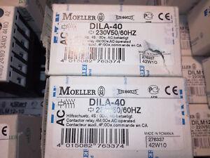 DILA-40-Hilfsschutz-Moeller-230-V-art-nr-276337-EAN-4015082763374-Protege-neuf-230-V