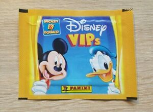 Panini-1-Tuete-Walt-Disney-VIP-s-VIP-Mickey-Donald-Bustina-Pack-Sobre-Pochette
