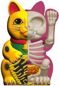 Fame-Master-FORTUNE-CAT-Piccolo-Gatto-della-Fortuna-Articoli-da-Collezione