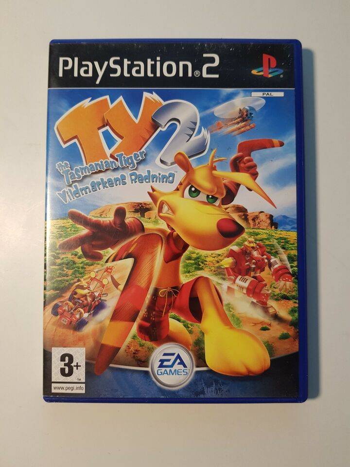 Ty 2, PS2