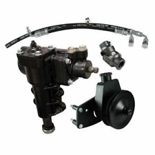 Borgeson Universal Co 999059 Power Steering Conversion Kit For Ford Bronco New