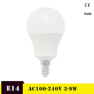 5w 7w Led Coldwarm Details 9w For Home Bulb About White Lighting Light E14 0Nk8nPXOw