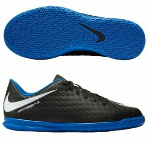 brand new cafea dc40d Details about Nike JR Hypervenom Phade III IC Junior Indoor Soccer Shoes  blue 852583-002 1.5Y