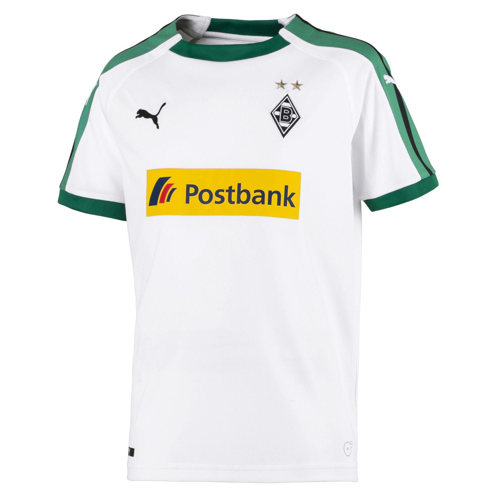 Puma Borussia Mönchengladbach Kinder Heim 18/19 Trikot Home Shirt 18/19 Heim - 753453-01 8bb323