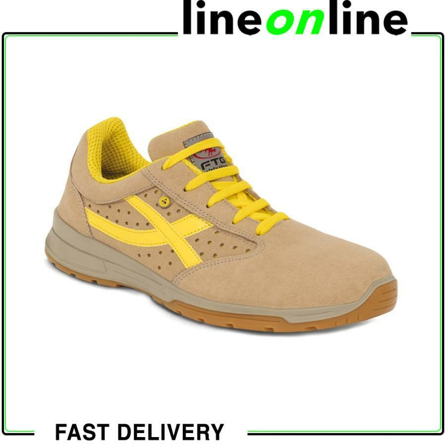 FTG safety zapatos bowling s1p src