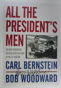All the presidents men book