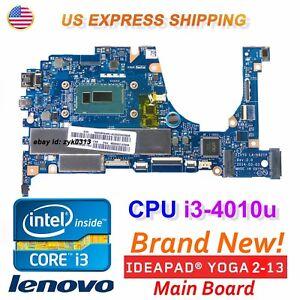 New-Lenovo-YOGA-2-13-20344-Intel-CPU-i3-4010U-Laptop-ZIVY0-LA-A921P-Motherboard