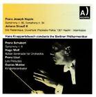 Hans Knappertsbusch Conducts - 2 Disc Set - Mahler Knappertsbus 2012 CD