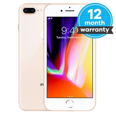Apple iPhone 8 Plus - 64GB 256GB - Unlocked SIM Free Smartphone Various Colours