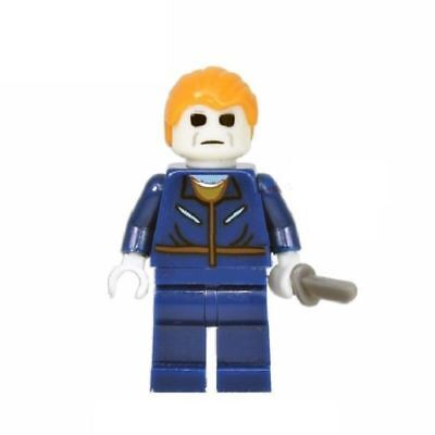 Michael Myers Halloween Horror Movie Custom Minifig Mini Figure 63