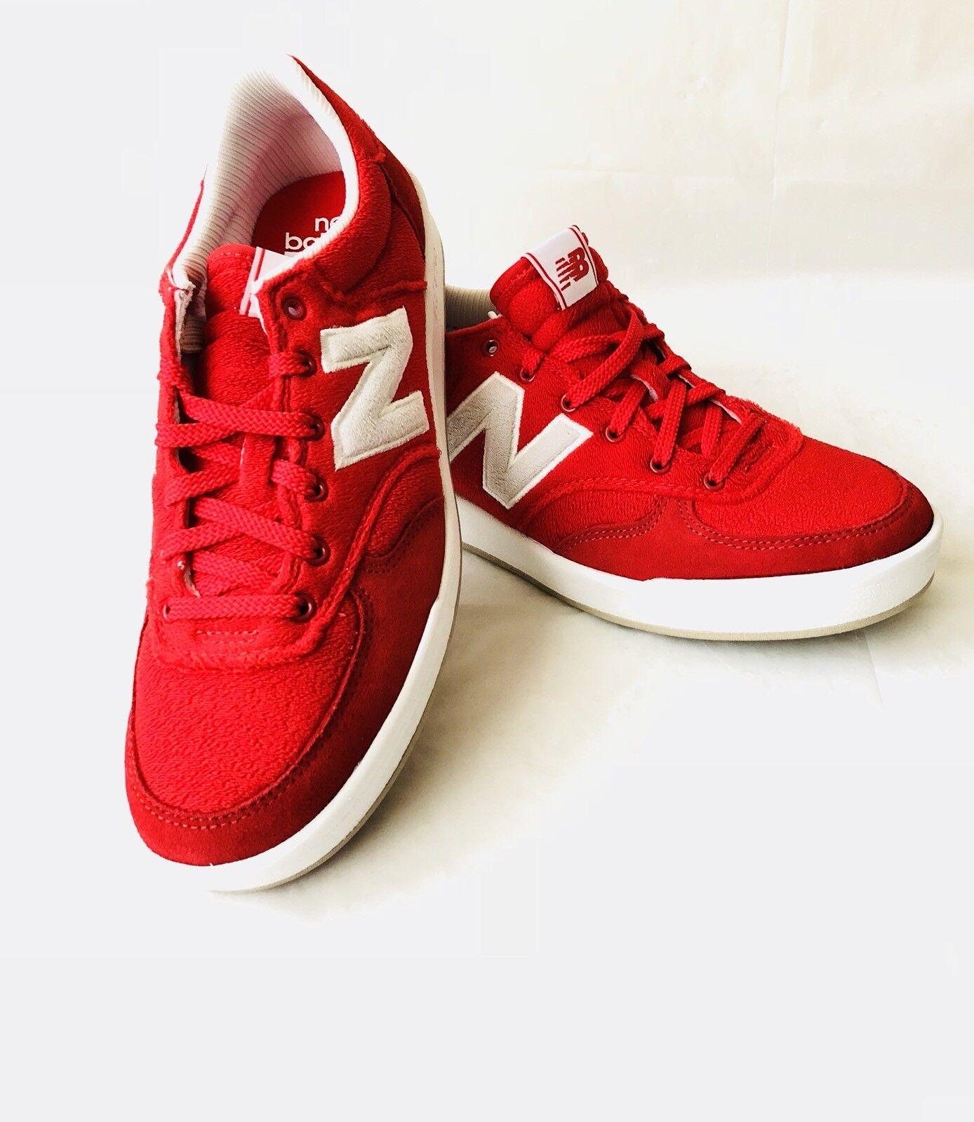New balance 300ID Rojo Zapatillas De Tela De Toalla Para Hombre EE. UU. nuevo