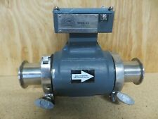 Foxboro Magnetic Flowtube 8002a Scr Pjgfgz