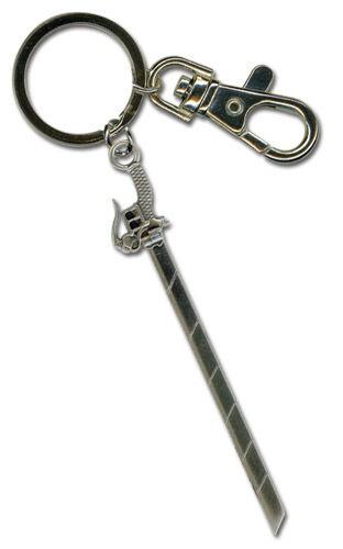 **Legit** Attack on Titan Vertical Manuevering Equipment Sword Keychain #36820