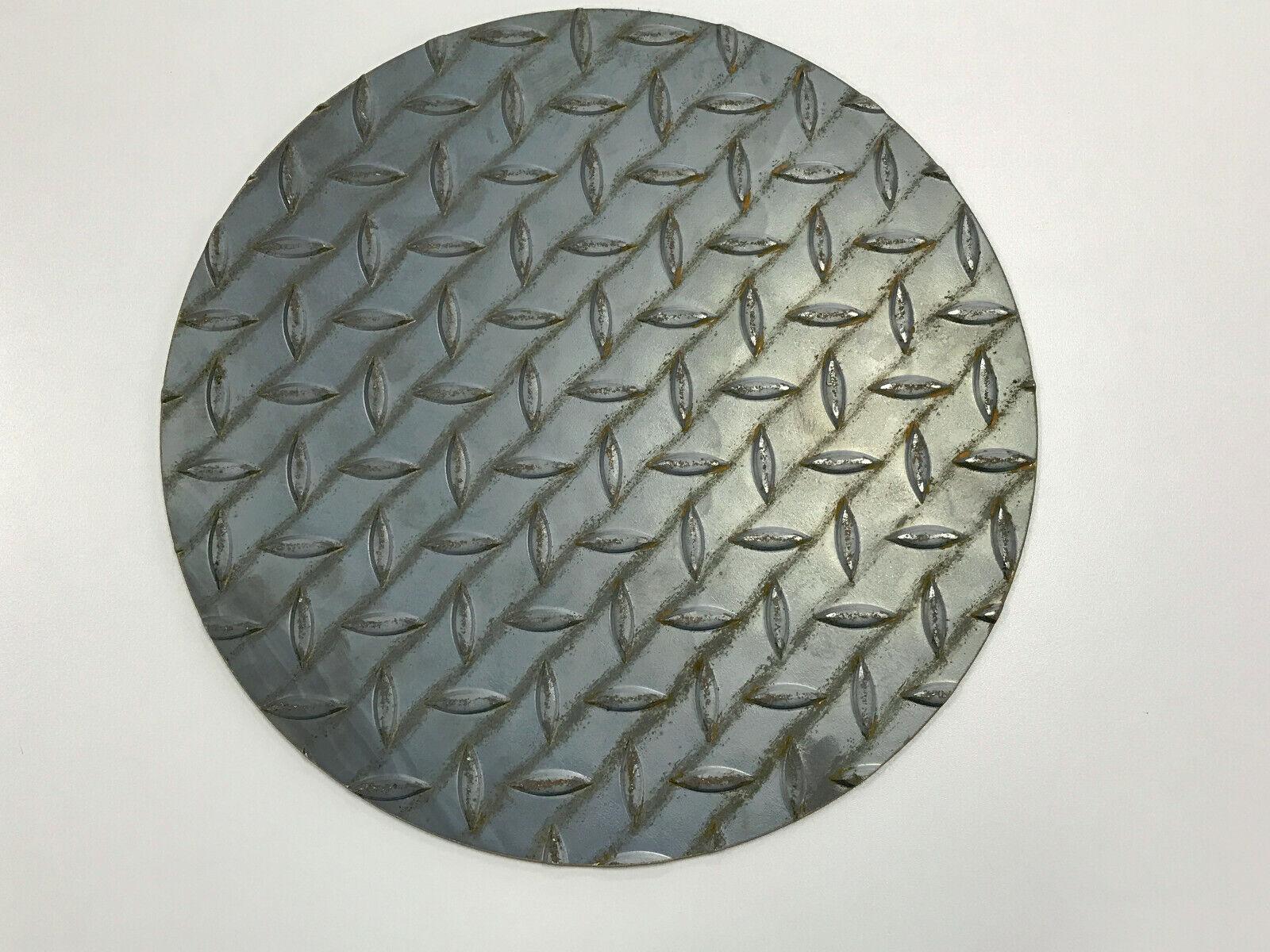 4mm Stahl Tränenblech Warzenblech Stahl Riffelblech Blech Wunschmaß Abdeckung