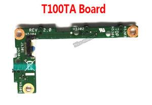 For-ASUS-T100-T100TA-T100T-T100TAF-Switch-Power-Botton-Board-T100TA-SW-Board