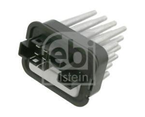 Febi 27495 Dispositif de commande climatisation pour OPEL ASTRA G//H Corsa C//D Meriva Zafira