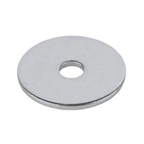 """Imperial SAE Steel Backing Washers for 1//8/"""" Blind Pop Rivets Size 1//8/"""" x 1//2/"""""""