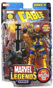 Marvel-Legends-Kabel-PVC-Figur-16cm-Toy-Biz
