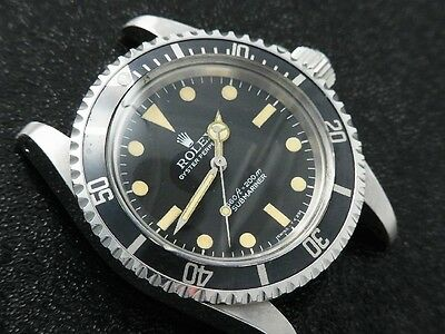 Tropic 19 Acrylic Dome Crystals For Vintage Rolex Submariner 5510 5512 5513 6538 Ebay