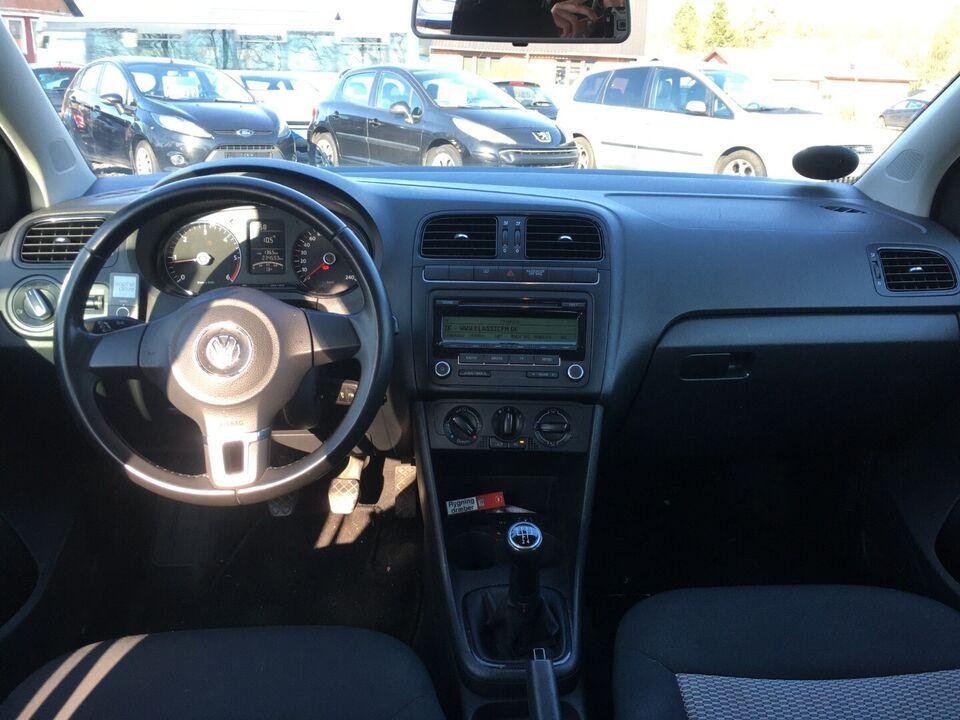 VW Polo 1,6 TDi 75 Trendline Diesel modelår 2010 km 236000