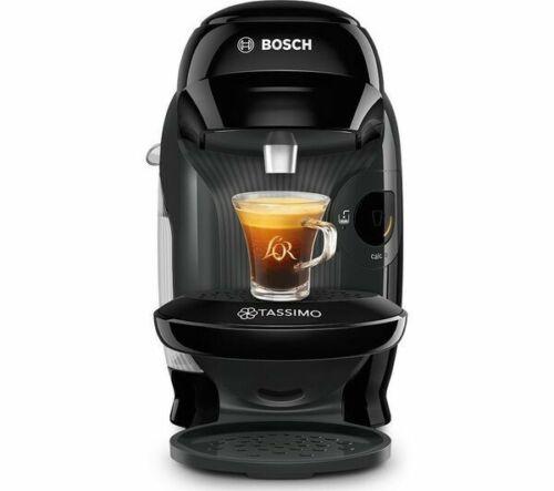 Black TASSIMO by Bosch Style TAS1102GB Coffee Machine